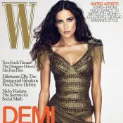 """Demi Moore: """"Je suis un puma et non pas un couguar"""" ! A 47 ans... c'est une splendeur !"""