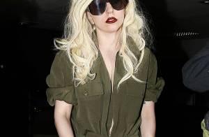 Lady Gaga : Chercherait-elle à prendre la place d'une... de nos Gossip Girl ?!