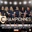 Championnes, familles de footballeurs sur TFX