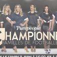 """Championnes, familles de footballeurs : la chaîne leader et les audiences """"en forte hausse"""" !"""
