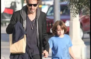 Le grand Al Pacino en mode clochard... mais la star reste un vrai papa modèle !