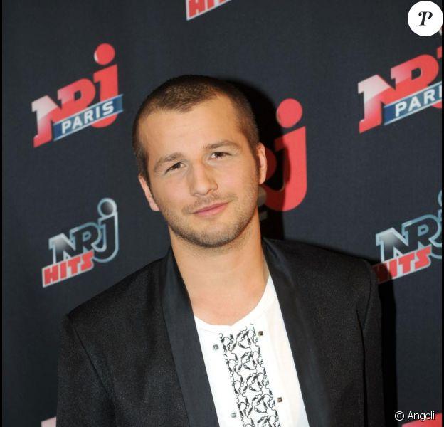 Jérémy Amelin, lors du quatrième anniversaire de NRJ12, en mars 2009.
