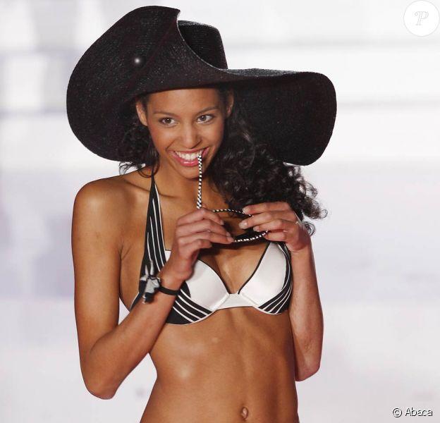 Chloé Mortaud, Miss France 2009.