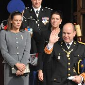 Caroline, Albert et Stéphanie de Monaco... d'élégants ''célibataires'' pour la fête nationale !
