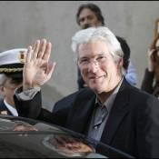 Richard Gere : Un Américain à Rome pour y suivre... son idole !