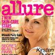 Le magazine féminin  Allure  offre la une de son numéro de décembre à la sublime Kirsten Dunst.