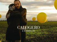 """Calogero : Sa superbe histoire d'amour résiste à toutes les tempêtes, dans le clip """"La fin de la fin du monde"""" !"""