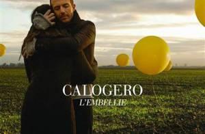 Calogero : Sa superbe histoire d'amour résiste à toutes les tempêtes, dans le clip
