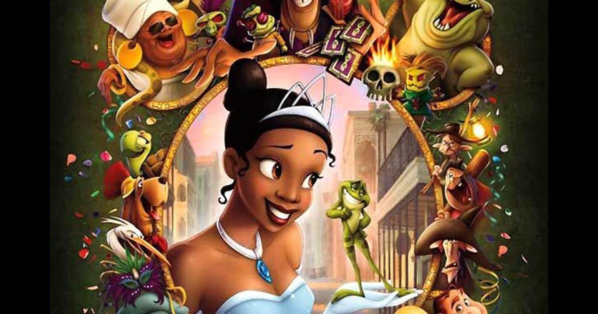 La princesse et la grenouille de disney - La princesse et la grnouille ...