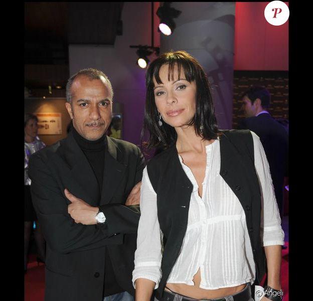 Mathilda May et Pascal Légitimus