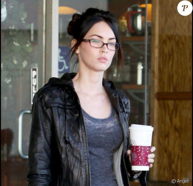 Megan Fox, même au réveil... c'est une bombe !