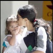 Salma Hayek : Découvrez son adorable Valentina en... craquante supportrice !