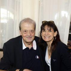 Guy Carlier et Julie Bataille - 31e Salon du livre de Cosne-sur-Loire, le 26 mai 2019. © Cédric Perrin / Bestimage