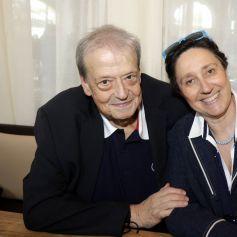 Guy Carlier et Danielle Moreau - 31e Salon du livre de Cosne-sur-Loire, le 26 mai 2019. © Cédric Perrin / Bestimage