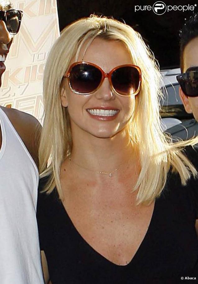 Britney Spears, dont l'année musicale s'est avérée riche en succès, n'est pas nominée aux  NRJ Music Awards 2010 .
