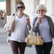 Rebecca Gayheart : Il n'y a plus que sa mère qui supporte... ses humeurs de femme enceinte !