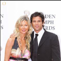 Filip Nikolic et son ex-femme Valérie Bourdin.