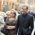Christian Vadim et sa mère Catherine Deneuve