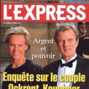 Christine Ockrent et Bernard Kouchner : un couple fascinant, ambitieux et très controversé... mis à nu !