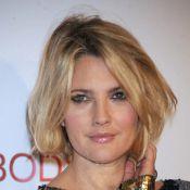 Drew Barrymore : Nouvelle coupe de cheveux et robe à sequins, elle en met plein la vue au très marié... Peter Facinelli !