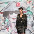Anna Mouglalis lors du défilé Chanel le 3 décembre à Shanghai