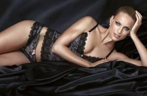 Admirez plusieurs magnifiques bodies se dévoiler... pour la marque de lingerie Bodique !