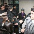 Justin Bieber donne un concert privé avant de rencontrer ses fans les locaux de Good Radio.