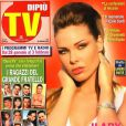 La jolie Ilary Blasi en couverture de Dipiu TV.