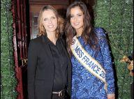 Notre superbe Miss France 2010 sort en boîte de nuit branchée... avec une Sylvie Tellier très enceinte !