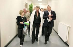 Johnny Hallyday hospitalisé : Il va mieux... Une plainte devrait être déposée !