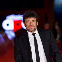 """Patrick Bruel - Première du film """"Les promesses"""" lors du 16ème Festival International du film de Rome le 17 octobre 2021."""