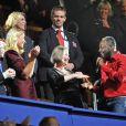 Wyclef Jean salue la famille royale