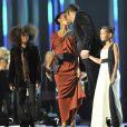 Will Smith, sa femme Jada Pinkett, leur fils Jaden et leur fille Willow, ont insufflé humour, émotion, tendresse et... show attitude au concert pour le prix Nobel de la paix, le 11 décembre au Spektrum d'Oslo