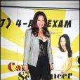 """Fran Drescher lors de la soirée pour la fondation """"Cancer Schmancer Movment"""" de Fran Drescher au Théâtre The Million Dollar à Los Angeles le 13 décembre 2009"""