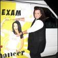 """Rosie O'Donnell lors de la soirée pour la fondation """"Cancer Schmancer Movment"""" de Fran Drescher au Théâtre The Million Dollar à Los Angeles le 13 décembre 2009"""