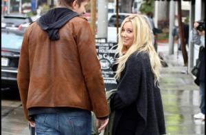 Ashley Tisdale : C'est toujours l'amour fou avec son grand chéri !