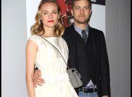Diane Kruger avec son amoureux Joshua Jackson et Quentin Tarantino... les Basterds n'ont pas baissé les armes !