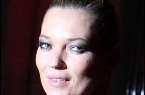 Kate Moss, en Parisienne, a séduit les femmes...