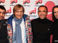 Regardez David Guetta appeler son ami Will.I.Am, qui lui confie... un énorme scoop !