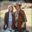 Joe Lando et Jane Seymour dans Dr Quinn