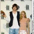 Brittany Murphy et Ashton Kutcher...