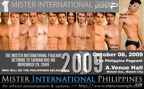 Mister International 2009