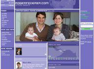 Roger Federer : Ses jumelles ont bien grandi et sont... à croquer !