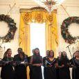 Noël 2009 à la Maison Blanche... De nombreuses chorales sont de la partie !