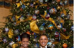 Barack et Michelle Obama : Revivez avec eux leur Noël enchanté et merveilleux à la Maison Blanche !