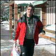 Si Dean Cain est venu en famille, c'est en solo qu'il faisait ses courses, le 24 décembre dernier à Aspen.