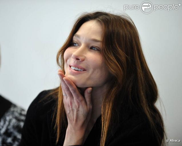Carla Bruni aurait parachuté François Baudot au ministère de la Culture...
