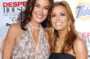 Desperate Housewives : Regardez, Teri Hatcher prend 30 kilos et Eva Longoria prend... 30 ans !