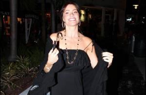 Sofia Vergara : Après le décès de son père... elle retrouve le sourire !