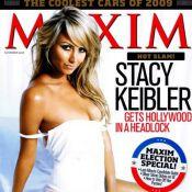 Stacy Keibler : L'ex-esclave sexuelle de la fédération de catch tente de tourner la page... Dommage...
